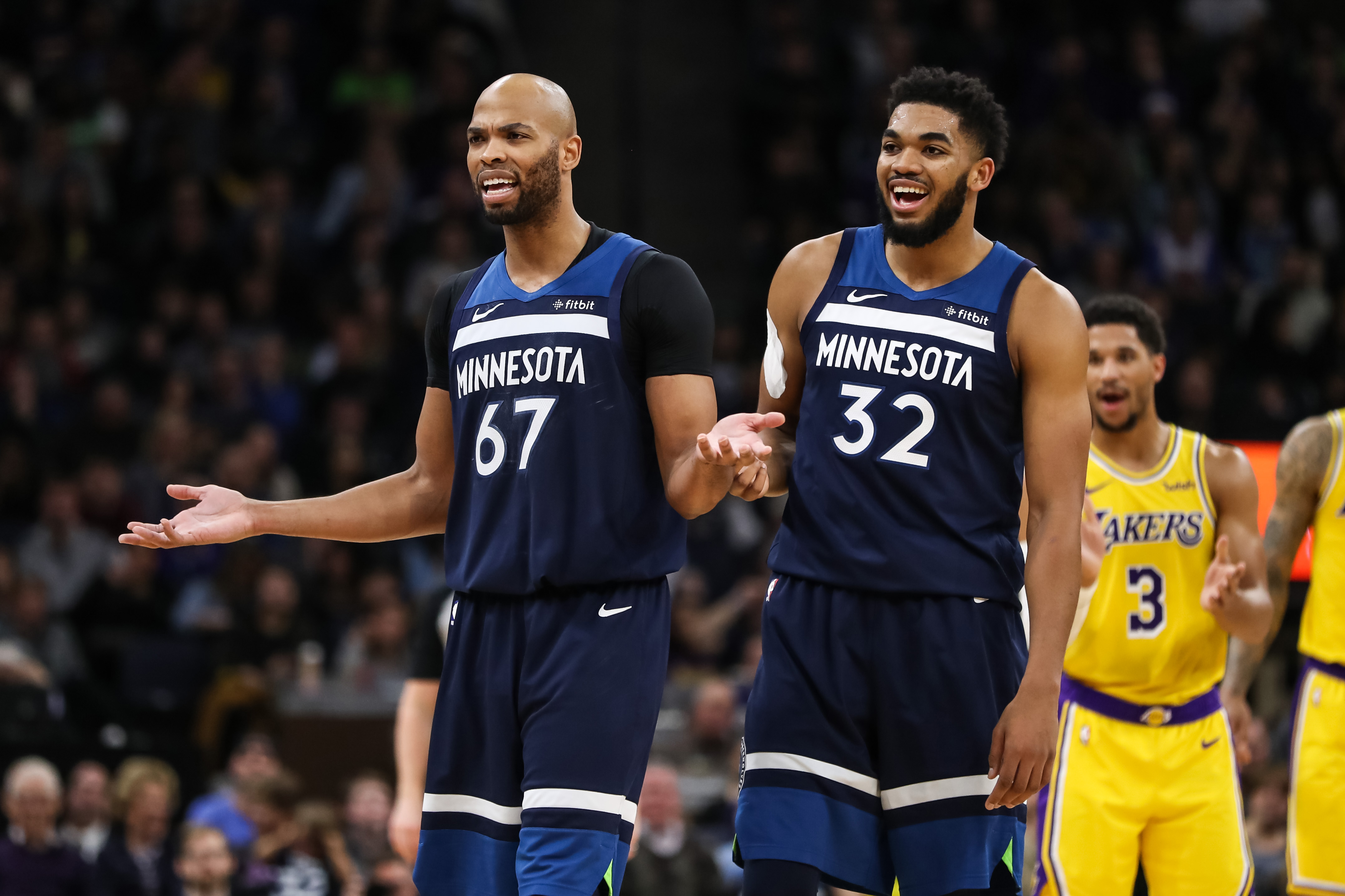 detailing 043d3 b9f1b Report: Lakers Expected to Have Interest in Taj Gibson ...