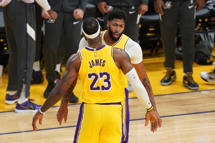 Lakers preseason