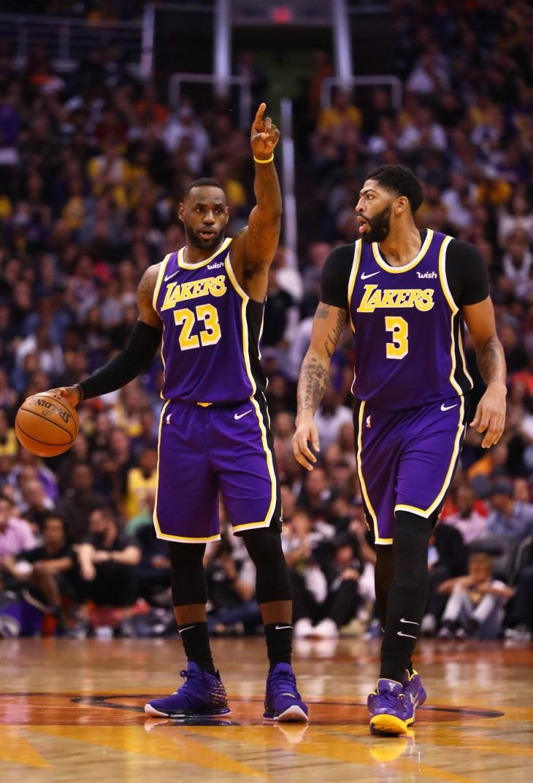 Lakers Rotation Power Ranking v2.0