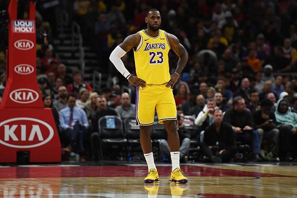 LeBron James says youth basketball