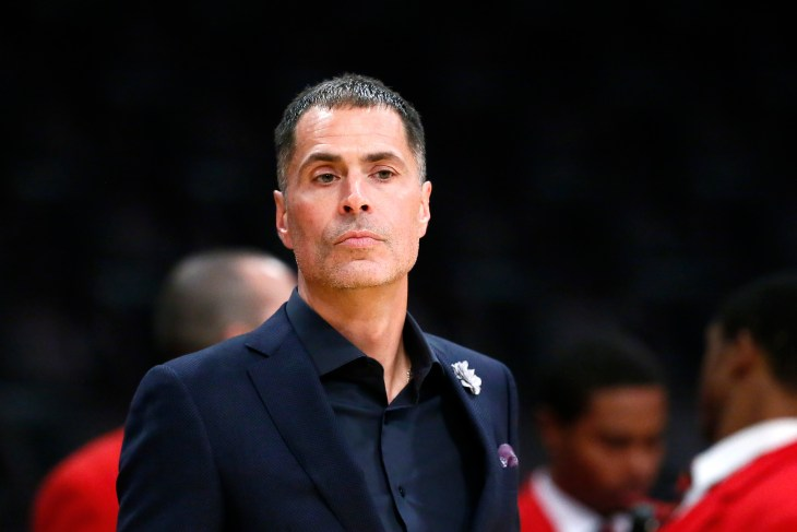 Lakers Rob Pelinka