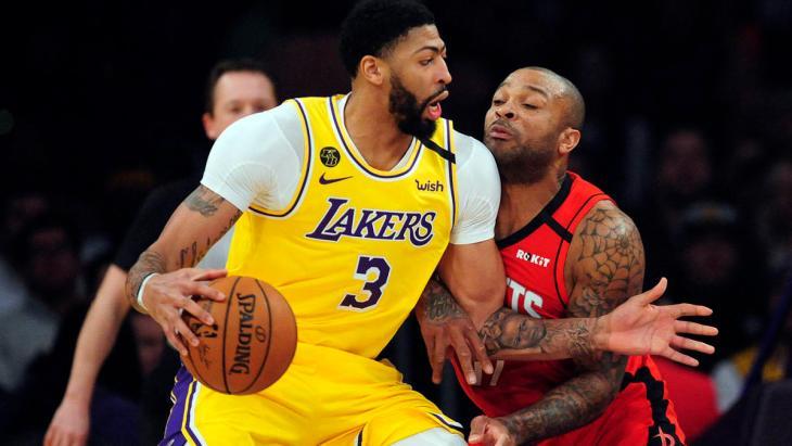 Lakers-Rockets