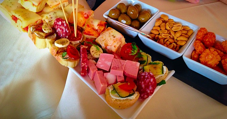 Host Your Very Own Aperitivo Party!