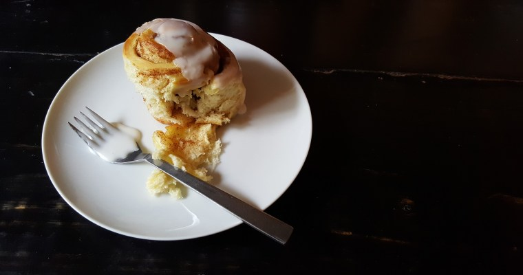 Sunday Morning Cinnamon Rolls: Quick & Easy!