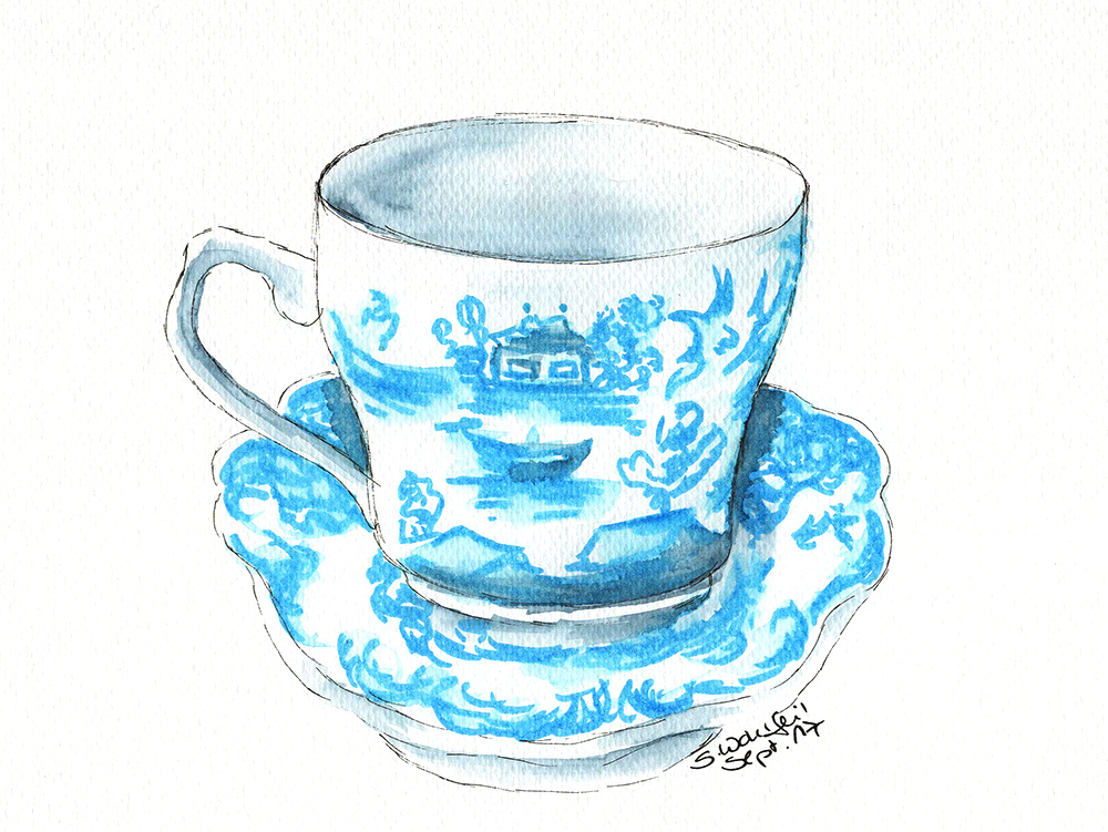 Irish Teacup