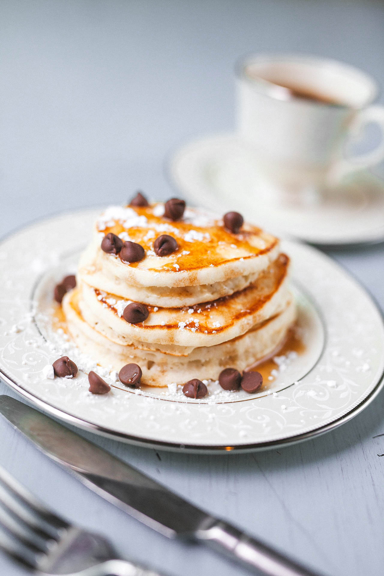 Fluffy Pancakes – Easy Recipe