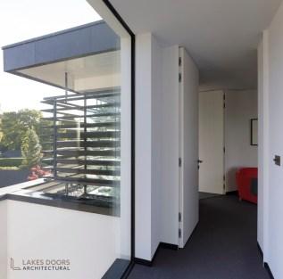 Full height internal doors