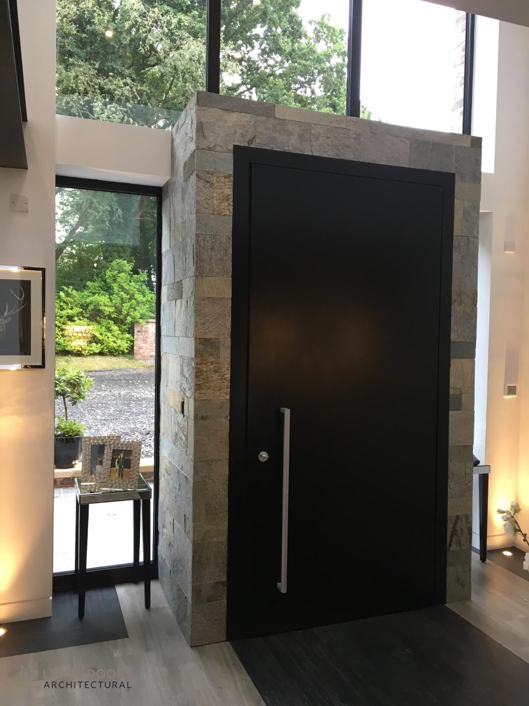 Silvelox Entrance Door