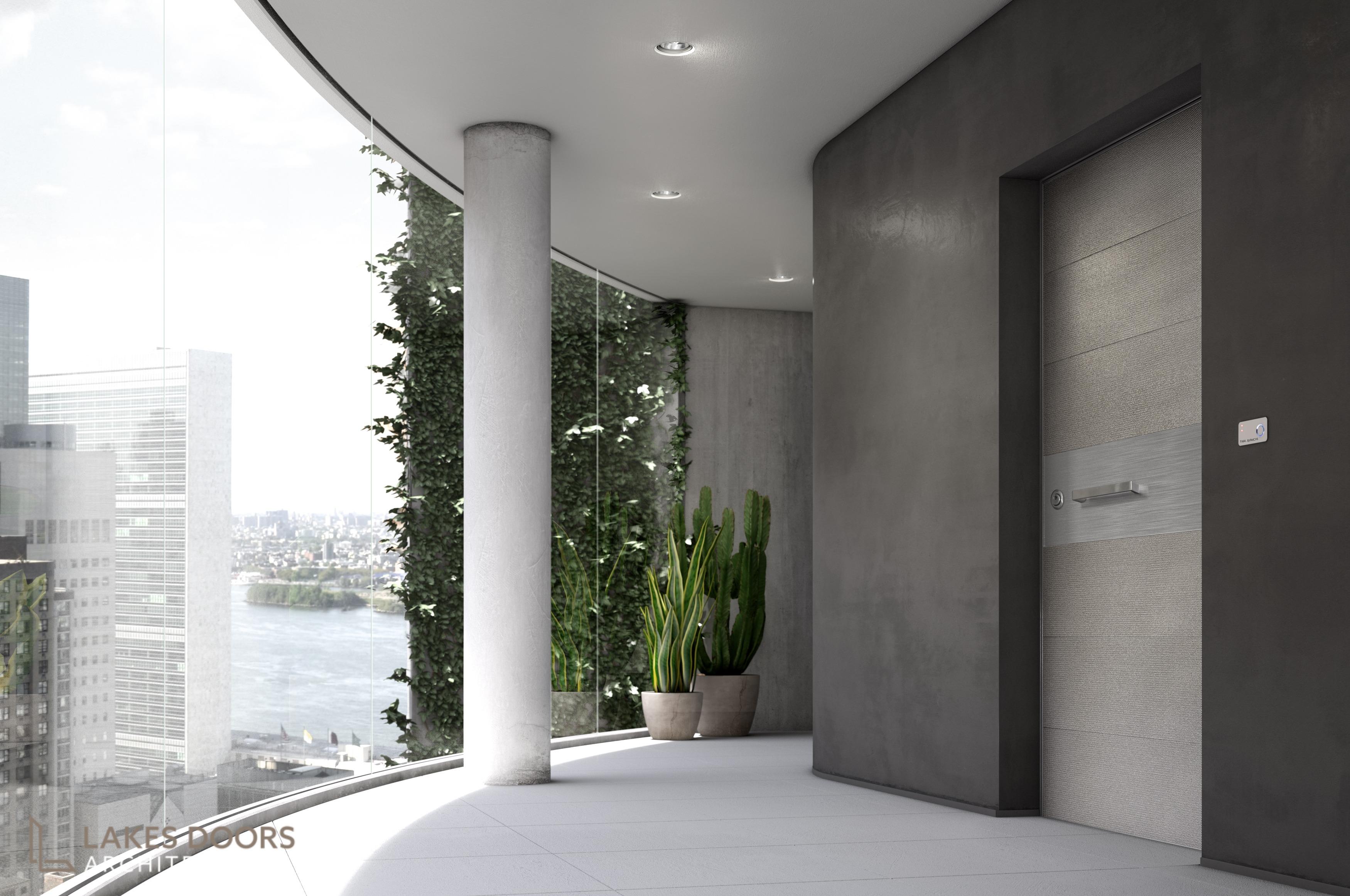Luxury Apartment Door