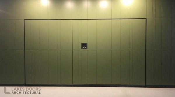 Luxury garage doors in Harrogate