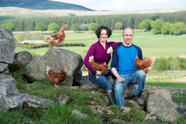 The Lakes Free Range Egg Company Rory and Allie's Farm - The Lakes