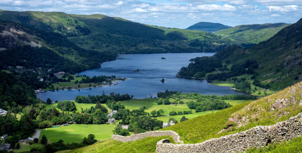 Lake District scene inspires the Lakes brand of eggs