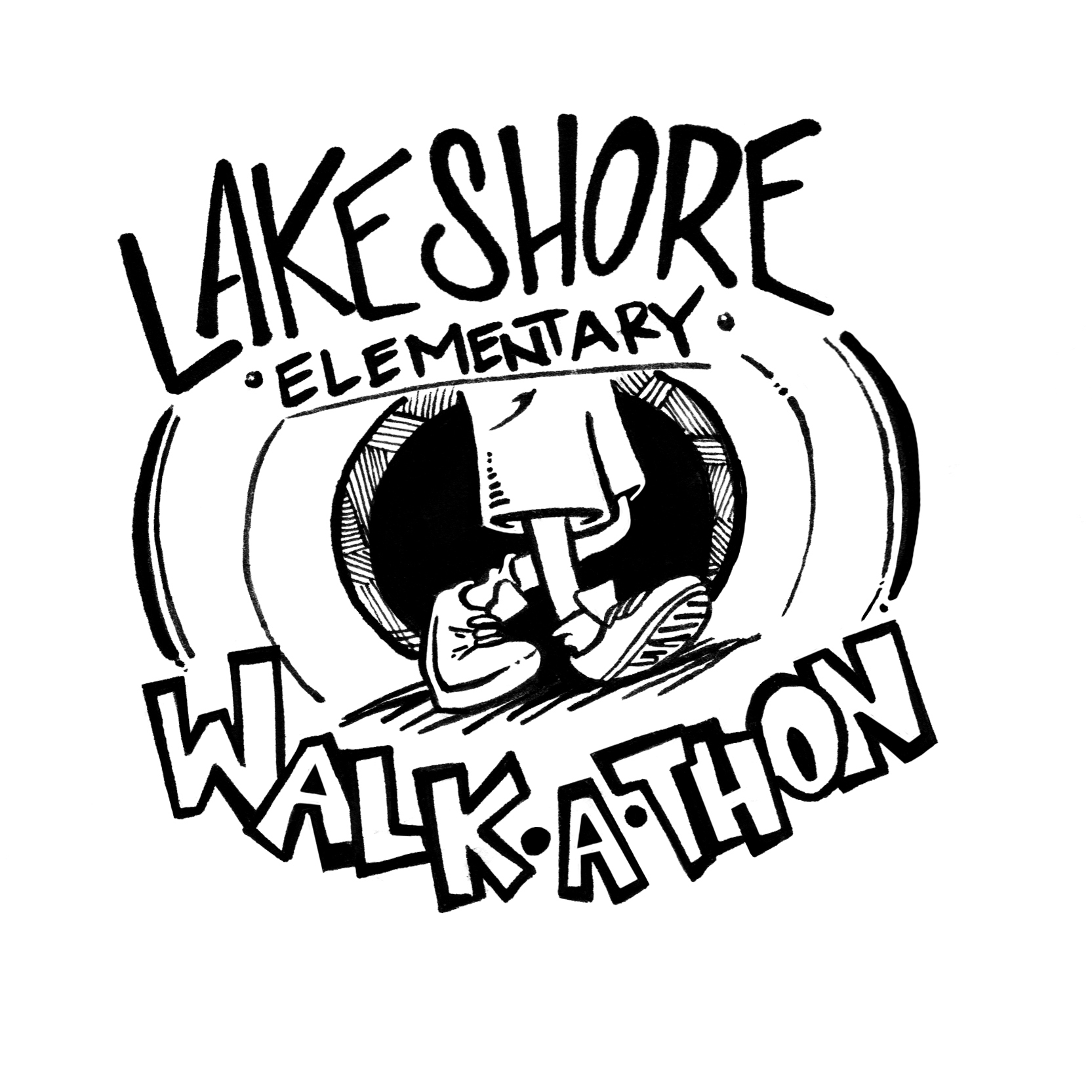 Lakeshore Elementary School » Walk-a-Thon is October 10