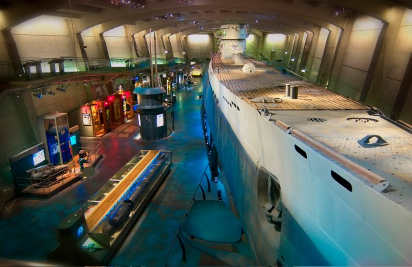 Museum Of Science & Industry - U-505 Submarine Lakeshore
