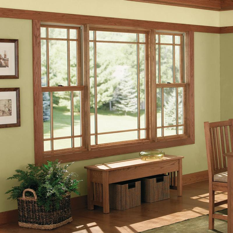 Integrity Double Hung Windows