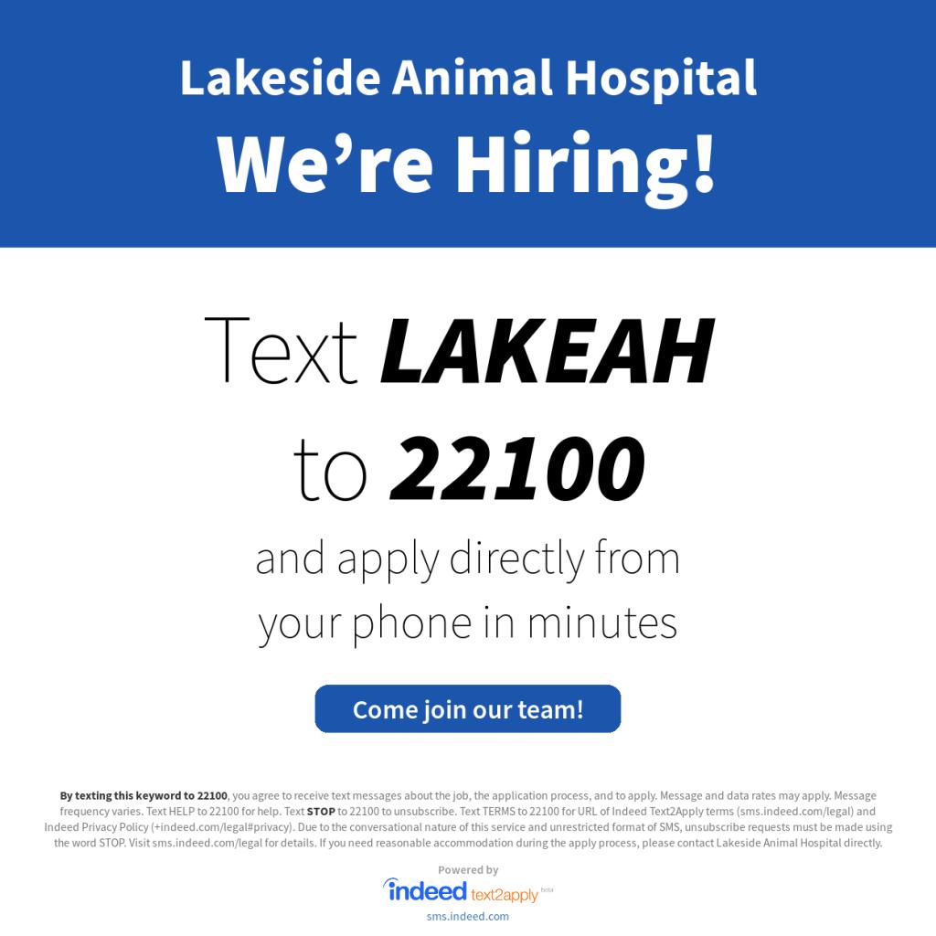 Lakeside Hiring