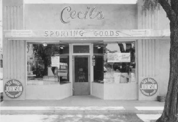 Cecil's Sporting Goods