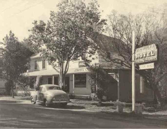 Lindo Hotel c1944