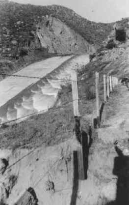March 13, 1941 El Capitan Dam