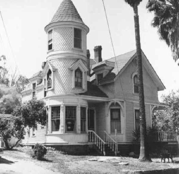 The Castle House c. 1970's