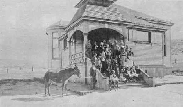 Lakeside School c.1890's