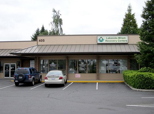 Puyallup rehab facility
