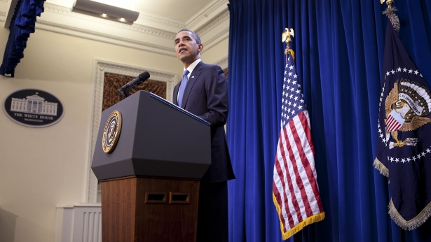 Remarks by the President on the Federal Employee Pay Freeze