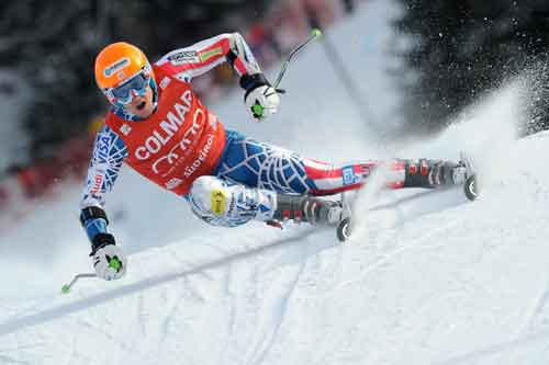 Ligety Wins Again, Takes Overall Lead