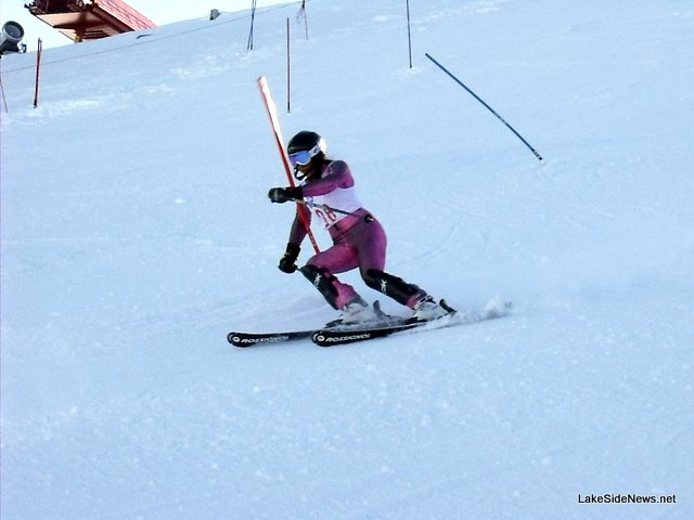 Local Racers Carve Up Boreal at Lisa Davalle Memorial Slalom at Boreal Mountain Resort~With Video Enclosed