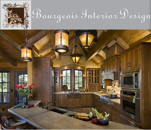 Be Sure to Visit Bourgeois Interior Design!  Thanks for Advertising on LakesideNews.net