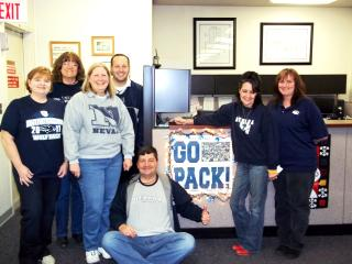 Washoe County Employees Part of the Pack!