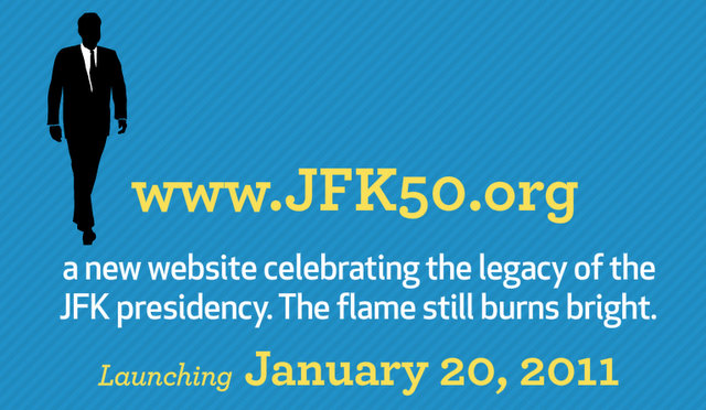 Caroline Kennedy and David S. Ferriero Unveil Groundbreaking Online Archive of the Collection of President John F. Kennedy