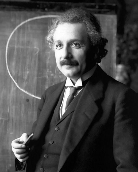Quote for Today from Albert Einstein