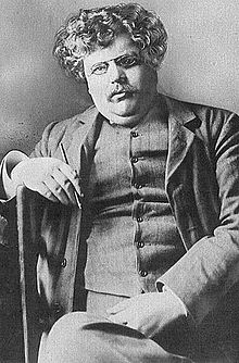 A Fresh Start for 2013 with G.K. Chesterton