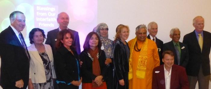 Christian-Muslim-Hindu-Buddhist-Baha'i leaders bless new Jewish synagogue in Reno