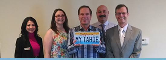 Putnam Automotive Signs On to Support Lake Tahoe