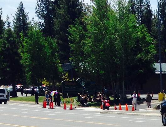 Bomb Scare at South Lake Tahoe Y a False Alarm