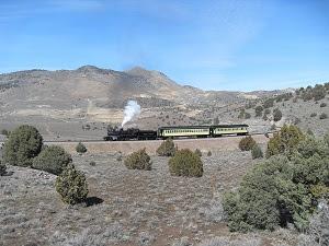 Virginia and Truckee Railroad Summer Season Begins
