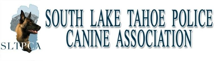 South Lake Tahoe Police Canine Association 2014 Logo Contest