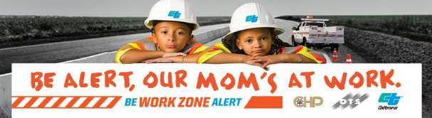 "California Calls for Drivers to ""Be Work Zone Alert"" On State Highways"