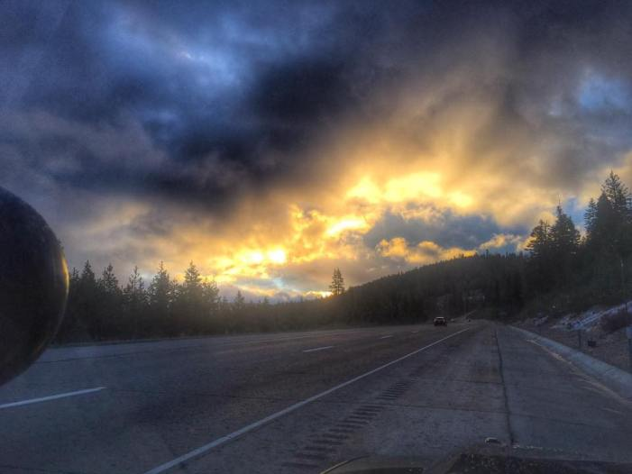Truckee CHP Office Says Drive Carefully Out There
