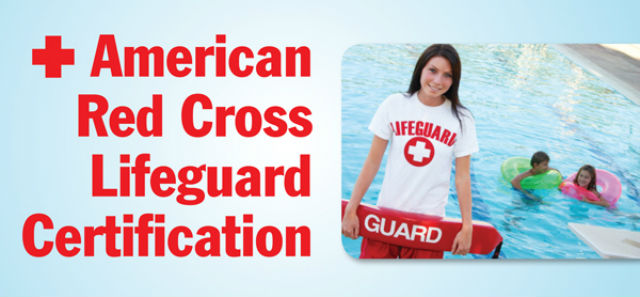 American Red Cross Lifeguard Training Deadline To Register Extended To October 20th!