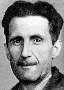 A Quote On Politics From George Orwell 1903 – 1950