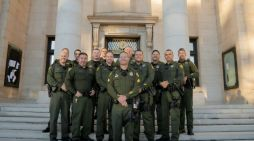 Washoe County Sheriff Participates In No Shave November