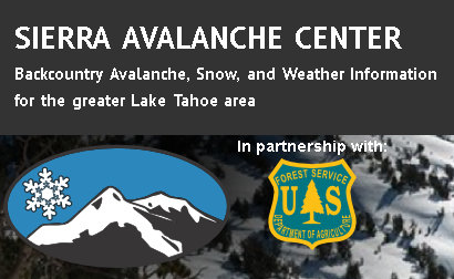 Sierra Avalanche Warning In Effect For Greater Lake Tahoe Area