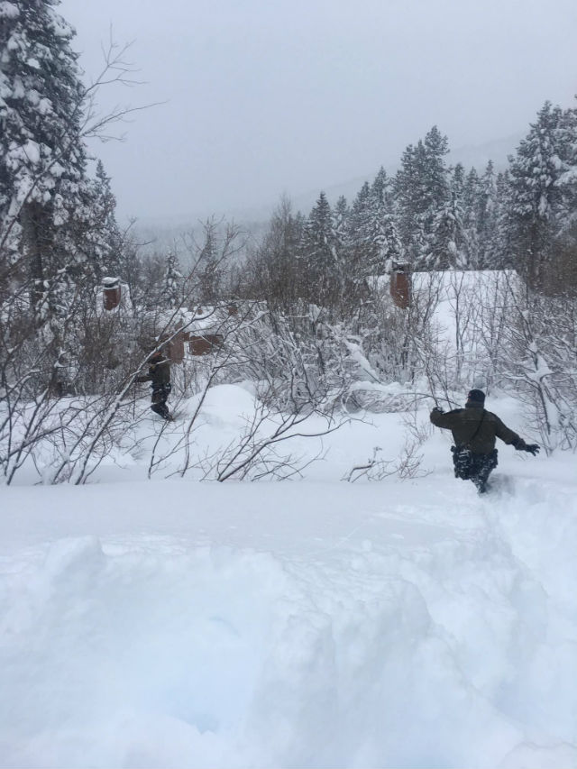Incline Village Deputies Bringing Out The Snow Toys