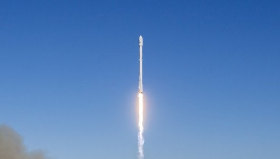 SpaceX Successfully Launched 10 Iridium Satellites Today As Launches Resume
