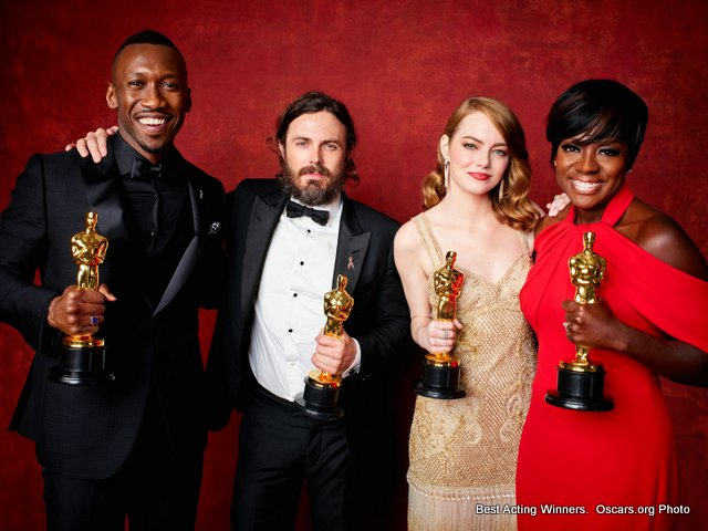 The List Of Oscar Winners & Nominees & Price Waterhouse Coopers Apologizes For Best Picture Flub