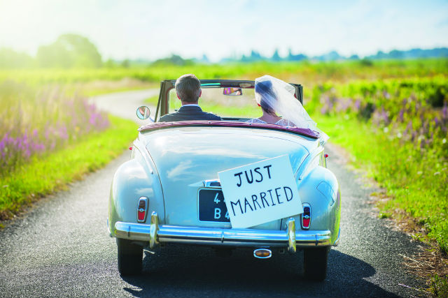 Weddings At The National Automobile Museum