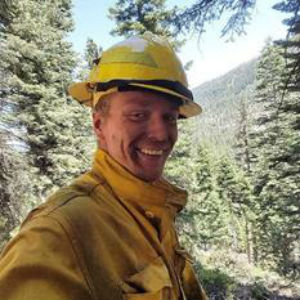 "Fundraiser For Memorial Highway Signs To Honor Fallen Wildland Firefighter Michael ""Mikey"" Hallenbeck"